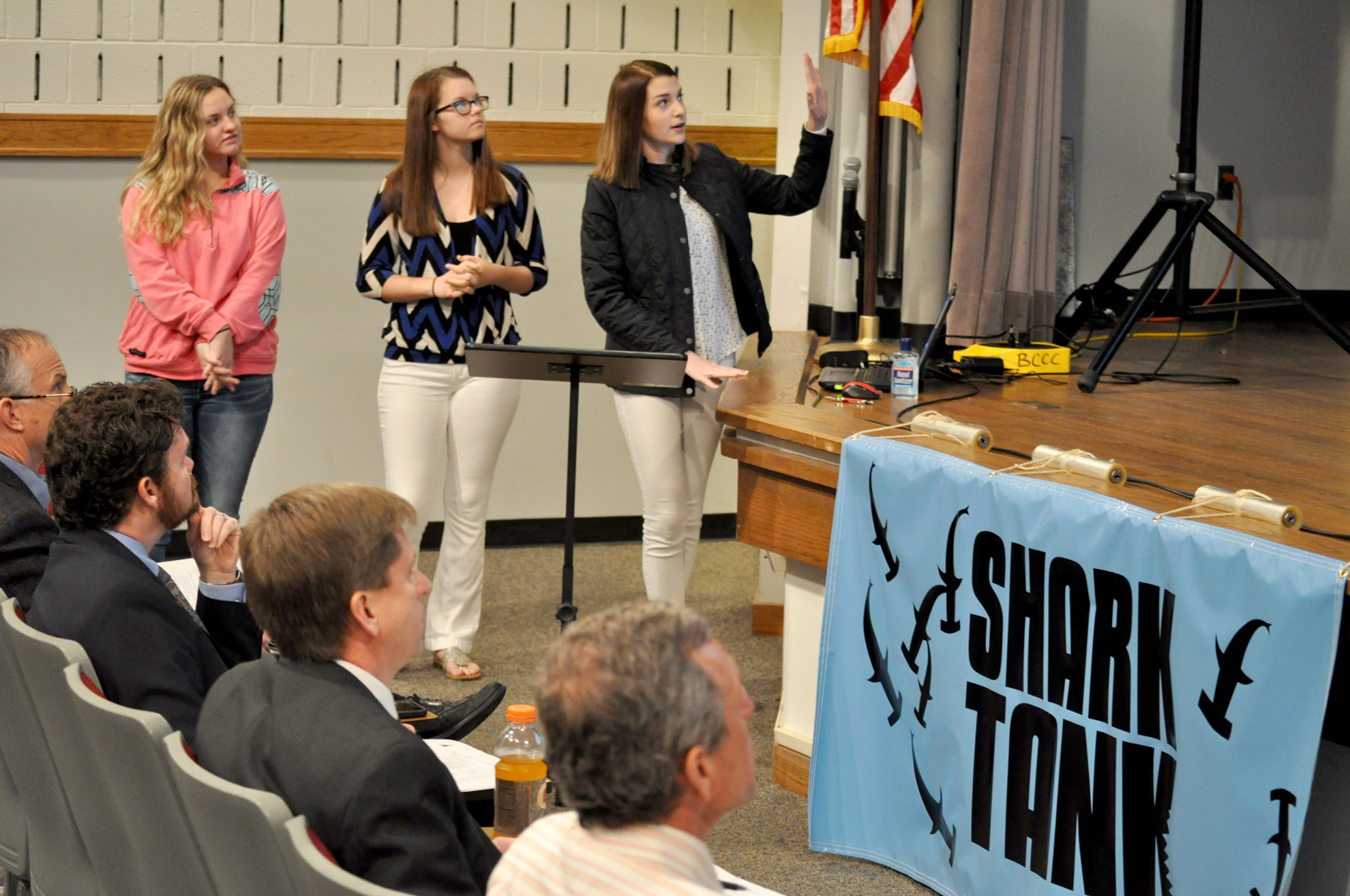 Students Pitch Product Ideas To The Sharks