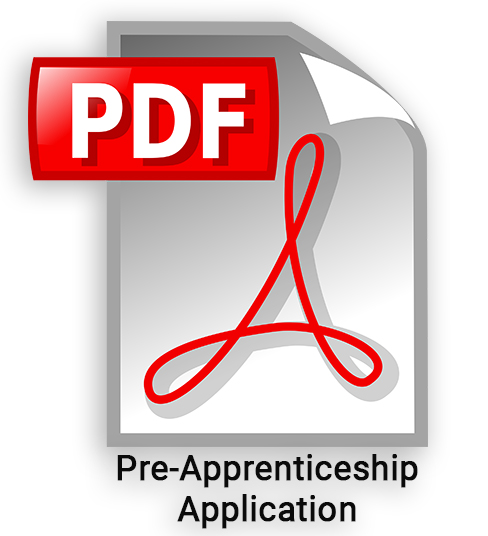 pdf logo with title